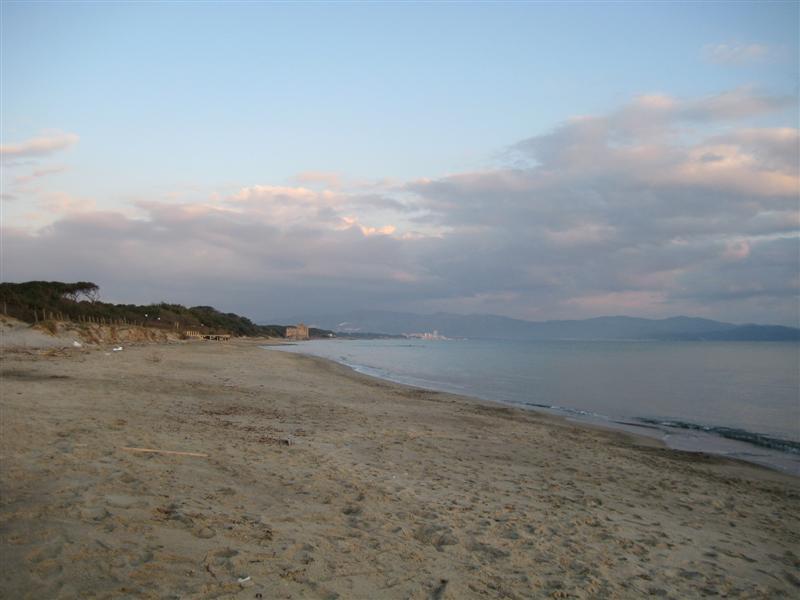 Carbonifera-Spiaggia